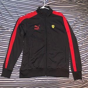 Puma X Ferrari Track Jacket